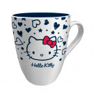 Caneca Porcelana Elegant Hallo Kitty