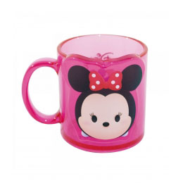 Caneca Minnie TsumTsum Rosa 250ml